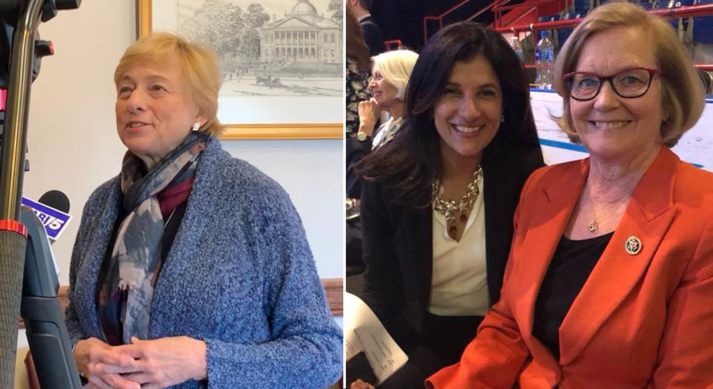 Group Hits Janet Mills Pingree For False Claims And Playing